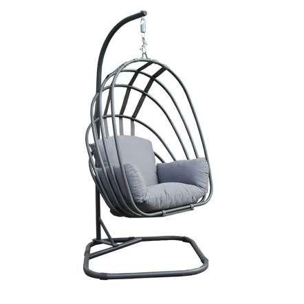 Ei Stoel Voor Buiten.Garden Impressions Hangstoelen Hang Ei Garden Impressions