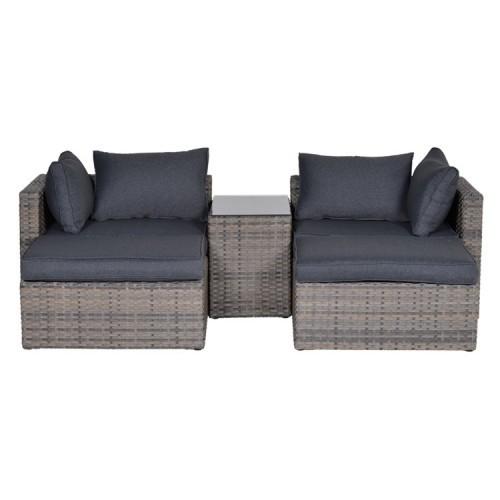garda balkon loungeset havanna sand bekijk. Black Bedroom Furniture Sets. Home Design Ideas