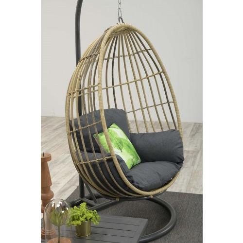 Rotan Hangstoel Bruin.Panama Hangstoel Natural Rotan Wicker Hier Online