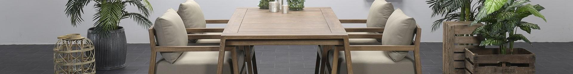 Goede Garden Impressions tuintafels - Tuin tafel collectie CV-49