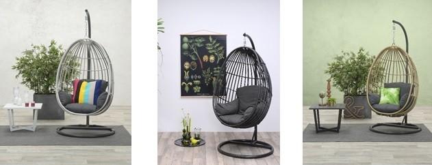 Ei Stoel Hangend.Garden Impressions Hangstoelen Hang Ei Garden Impressions